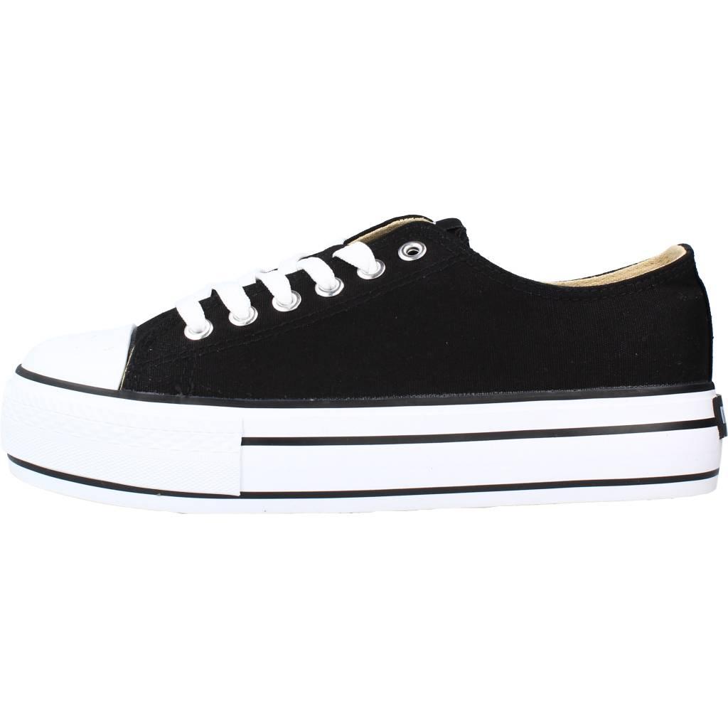 miniatura 10 - Sport / Zapatillas Mujer  MUSTANG 69423M COLOR BLANCO I222