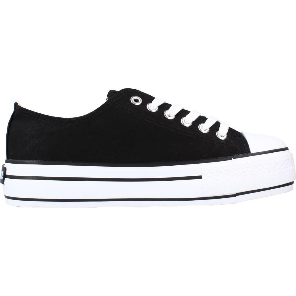 miniatura 12 - Sport / Zapatillas Mujer  MUSTANG 69423M COLOR BLANCO I222