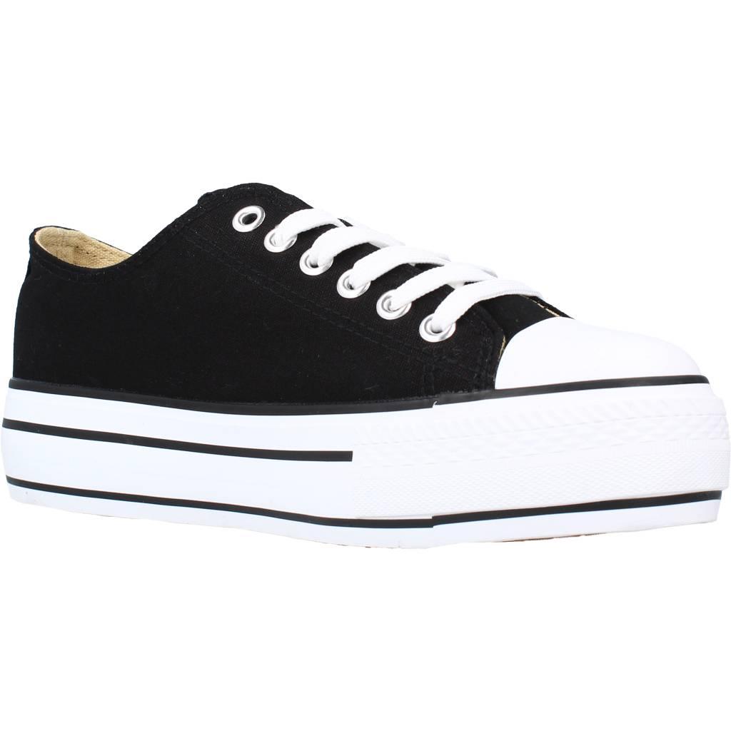 miniatura 13 - Sport / Zapatillas Mujer  MUSTANG 69423M COLOR BLANCO I222