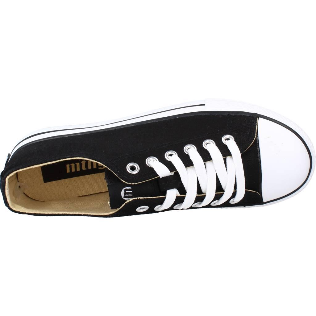 miniatura 15 - Sport / Zapatillas Mujer  MUSTANG 69423M COLOR BLANCO I222