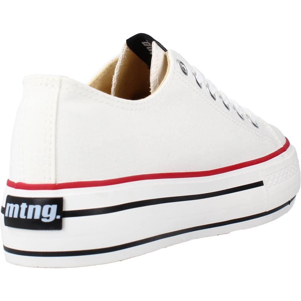 miniatura 4 - Sport / Zapatillas Mujer  MUSTANG 69423M COLOR BLANCO I222
