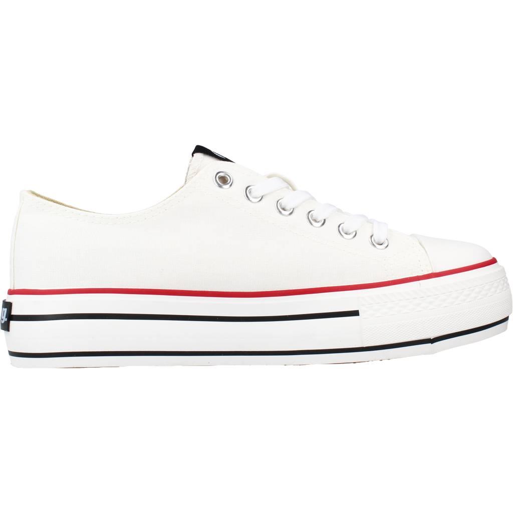 miniatura 5 - Sport / Zapatillas Mujer  MUSTANG 69423M COLOR BLANCO I222