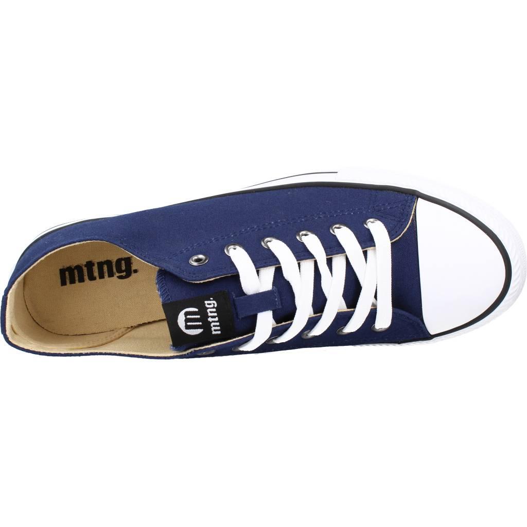 miniatura 15 - Sport / Zapatillas Hombre  MUSTANG 15380M COLOR GRIS I237