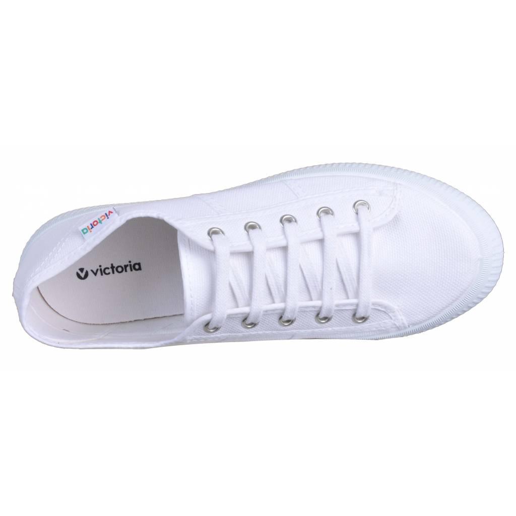 miniatura 15 - Sport / Zapatillas Mujer  VICTORIA 50609 COLOR ROSA FRAMBUESA