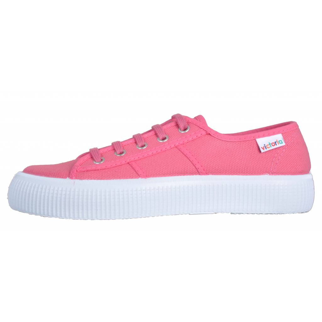 miniatura 3 - Sport / Zapatillas Mujer  VICTORIA 50609 COLOR ROSA FRAMBUESA