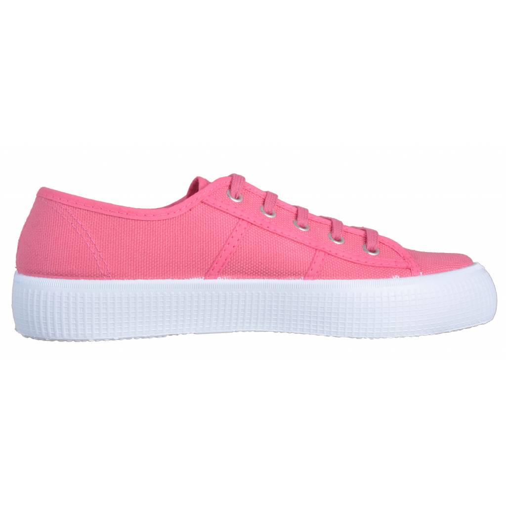 miniatura 5 - Sport / Zapatillas Mujer  VICTORIA 50609 COLOR ROSA FRAMBUESA