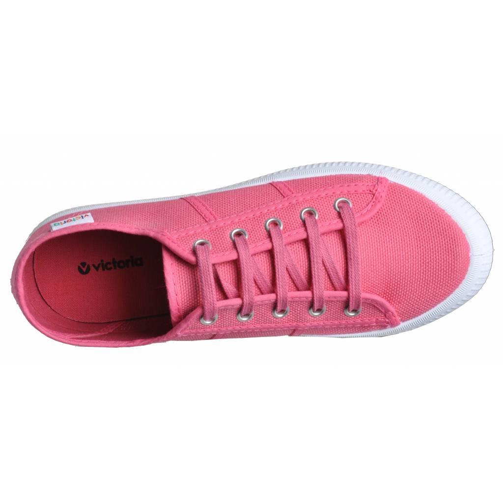 miniatura 7 - Sport / Zapatillas Mujer  VICTORIA 50609 COLOR ROSA FRAMBUESA