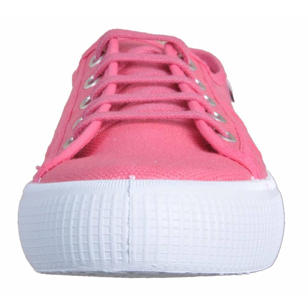 miniatura 9 - Sport / Zapatillas Mujer  VICTORIA 50609 COLOR ROSA FRAMBUESA