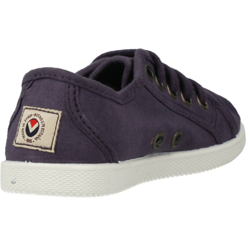 miniatura 20 - Sport / Zapatillas Mujer  VICTORIA 112508 COLOR AZUL PETROLEO