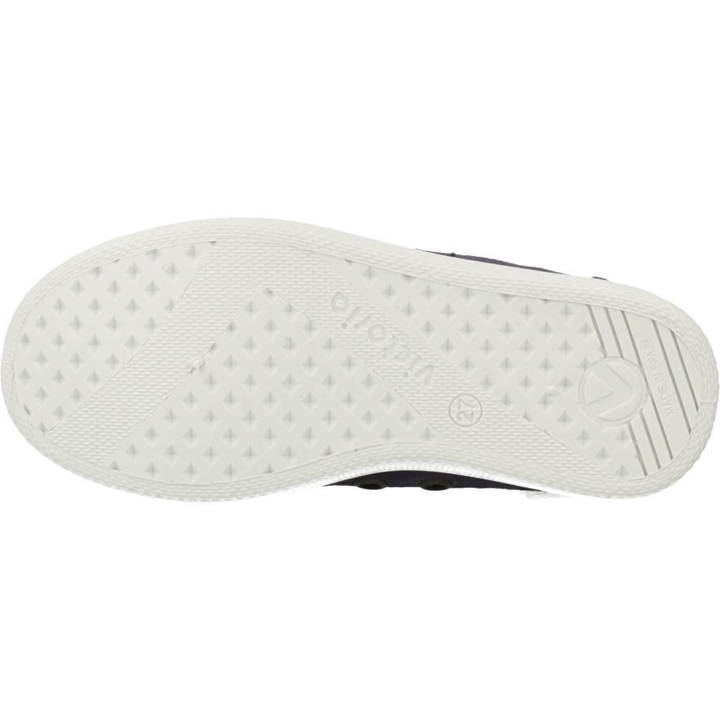 miniatura 23 - Sport / Zapatillas Mujer  VICTORIA 112508 COLOR AZUL PETROLEO