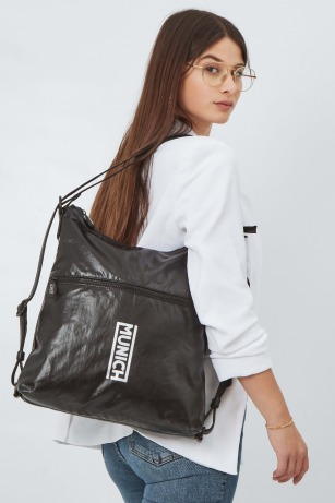 HOBO BACKPACK SPARK BLACK