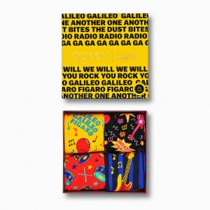 4-PACK GIFT BOX QUEEN