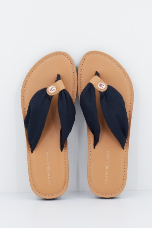 LEATHER FOOTBED BEACH SA