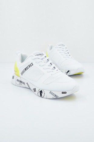 FLAVIO - LOW TOP LACE UP